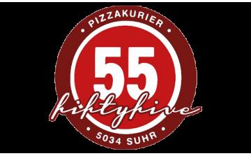 Pizzakurier fiftyfive 55