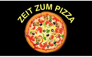 Zeit zum Pizza